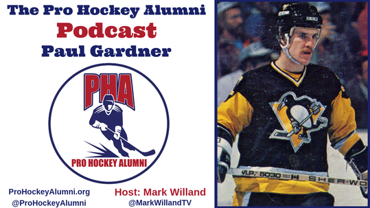 Paul Gardner on the PHA Podcast with Mark Willand